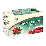 CRANBERRY TEE Filterbeutel, 20 St