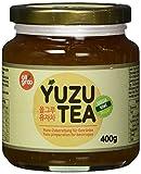 Allgroo Yuzu Tee — Yuzu Zubereitung für Tee oder als Brotaufstrich, vegan und glutenfrei (1 x 400 g)