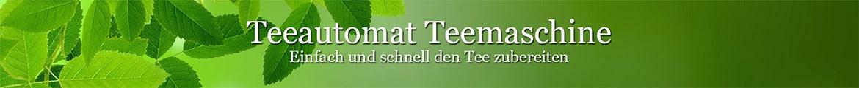 Teeautomat-Teemaschine-Banner